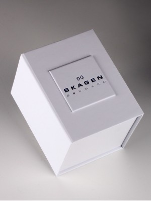 Мъжки часовник Skagen Titanium SKW6075 Chrono