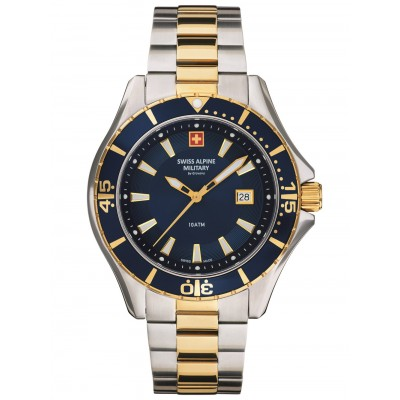 Мъжки часовник Swiss Alpine Military 7040.1145 Diver