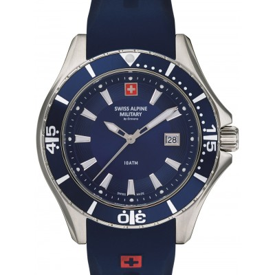 Мъжки часовник Swiss Alpine Military 7040.1835 Diver