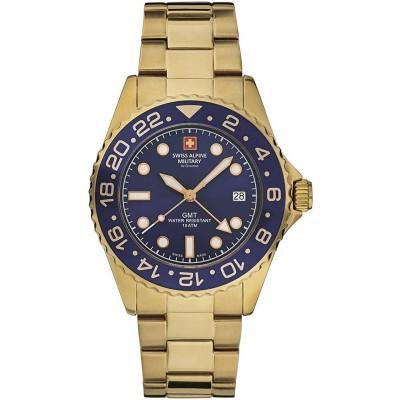 Мъжки часовник Swiss Alpine Military 7052.1115 GMT Diver