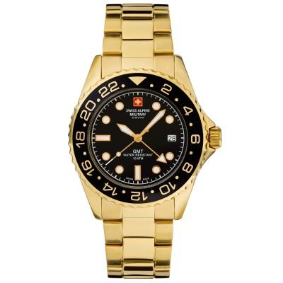 Мъжки часовник Swiss Alpine Military 7052.1117 GMT Diver