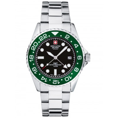 Мъжки часовник Swiss Alpine Military 7052.1133 GMT Diver