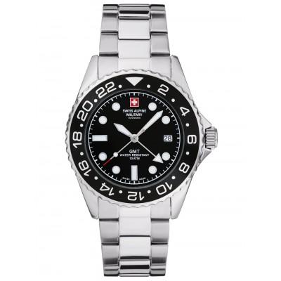 Мъжки часовник Swiss Alpine Military 7052.1137 GMT Diver