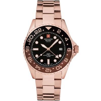 Мъжки часовник Swiss Alpine Military 7052.1164 GMT Diver