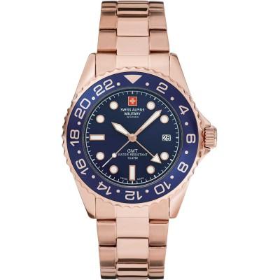 Мъжки часовник Swiss Alpine Military 7052.1165 GMT Diver