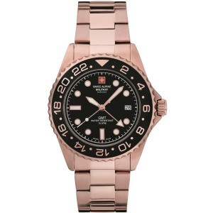 Мъжки часовник Swiss Alpine Military 7052.1167 GMT Diver