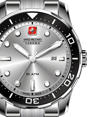 Мъжки часовник Swiss Military Hanowa Aqualiner 06-5213.04.001
