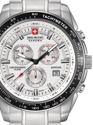 Мъжки часовник Swiss Military Hanowa Crusader 06-5225.04.001