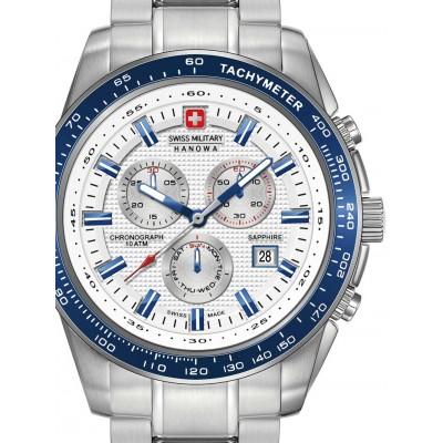Мъжки часовник Swiss Military Hanowa Crusader 06-5225.04.001.03