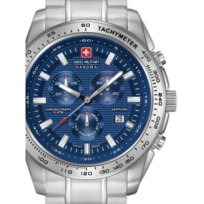 Мъжки часовник Swiss Military Hanowa Crusader 06-5225.04.003