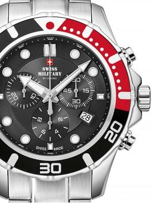 Мъжки часовник Swiss Military SM34044.01