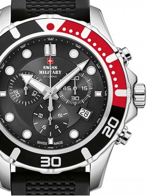 Мъжки часовник Swiss Military SM34044.04