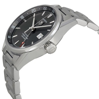 Мъжки часовник TAG Heuer Carrera Twin-Time WAR2012.BA0723