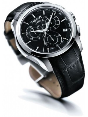 Мъжки часовник Tissot Couturier T035.617.16.051.00