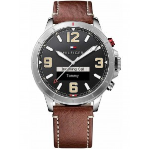 Мъжки часовник Tommy Hilfiger Smartwatch 1791296