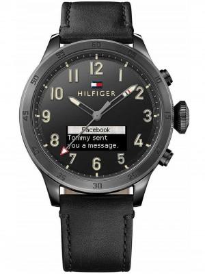Мъжки часовник Tommy Hilfiger Smartwatch 1791301