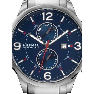 Мъжки часовник Tommy Hilfiger 1790903 Multifunction