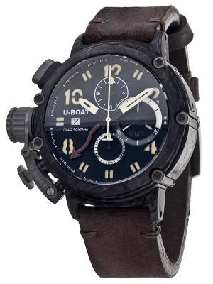 Мъжки часовник U-Boat Chimera Carbon 7177