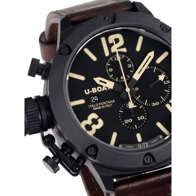 Мъжки часовник U-Boat Classico Titan IPB Chrono 6548/1