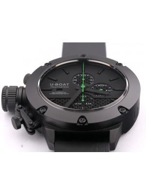 Мъжки часовник U-Boat Classico Titanium IPB Chrono 6548