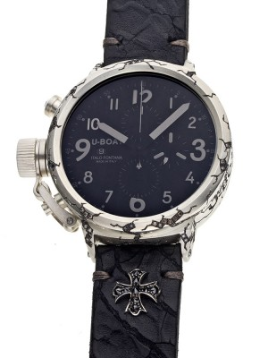 Мъжки часовник U-Boat Flightdeck Elementium 7286