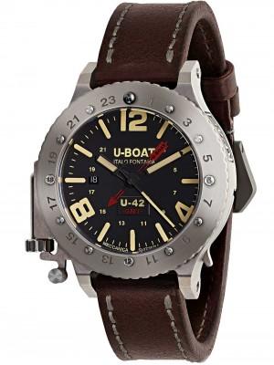 Мъжки часовник U-Boat U-42 Titanium 8095 GMT