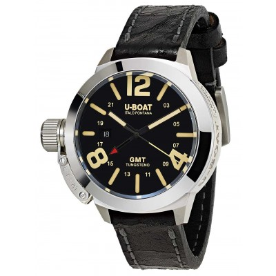 Мъжки часовник U-Boat Classico Tungsteno 8050 GMT
