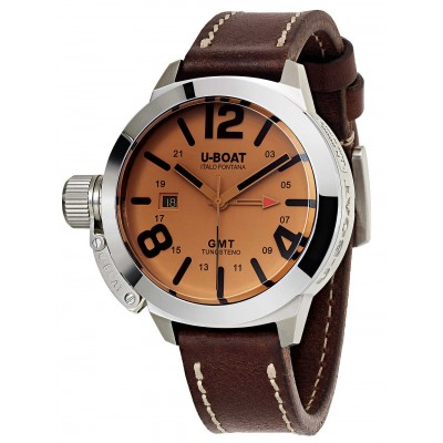 Мъжки часовник U-Boat Classico Tungsteno 8051 GMT