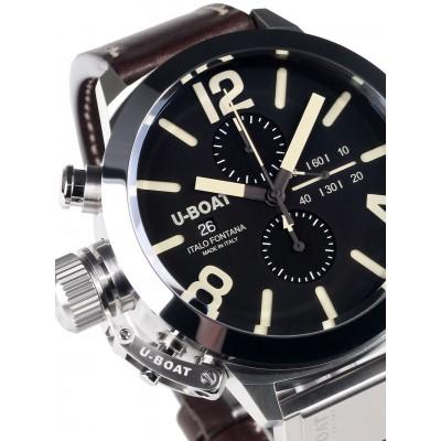 Мъжки часовник U-Boat Classico Tungsteno 7432