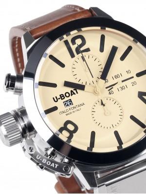 Мъжки часовник U-Boat Classico Tungsteno 7433