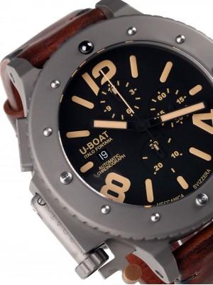 Мъжки часовник U-Boat U-42 6475 Titanium Chrono