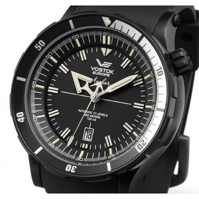 Мъжки часовник Vostok Europe Anchar 5104142 Automatic