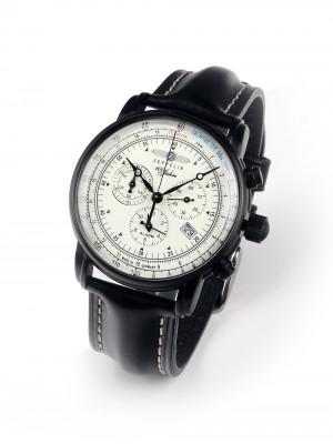 Мъжки часовник Zeppelin 100 Jahre Zeppelin 7680-3 Alarm