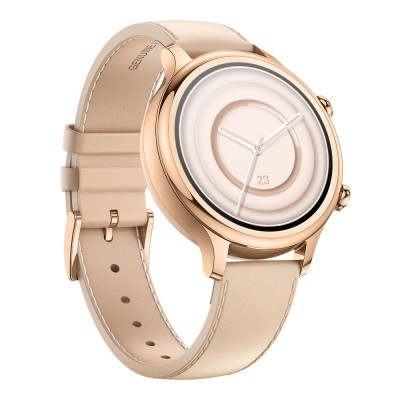 Смарт часовник TicWatch C2+ Rose Gold
