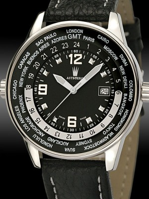Мъжки часовник Astboerg AT610GMTSS