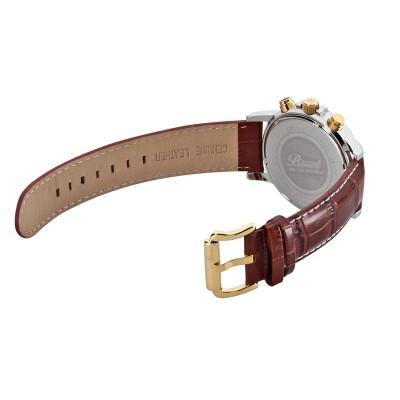 Мъжки часовник Bossart BW-1201-W2T-BrLe