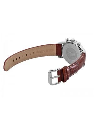 Мъжки часовник Bossart BW-1201-WAS-BrLe