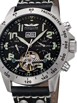 Мъжки часовник Perigaum P-1105-AS-S-LE