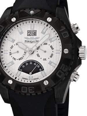 Мъжки часовник Perigaum P-1107-IB-W-PU