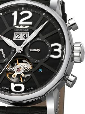 Мъжки часовник Perigaum P-1111-AS-S-Sle