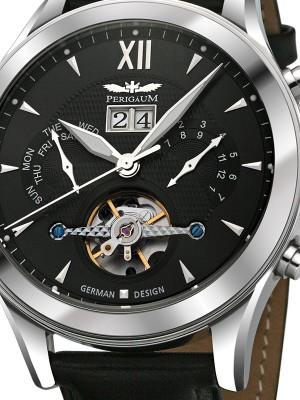 Мъжки часовник Perigaum P-1112-AS-S-SLE