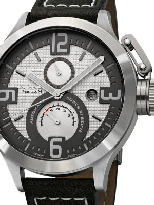 Мъжки часовник Perigaum P-1114-AS-W-Sle