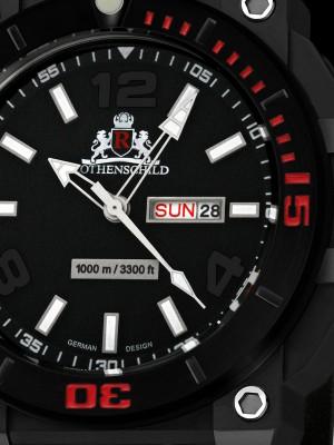 Мъжки часовник Rothenschild RS-1110-IB-S-PU