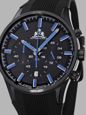Мъжки часовник  Rothenschild Voyager RS-1311-IB-Bl