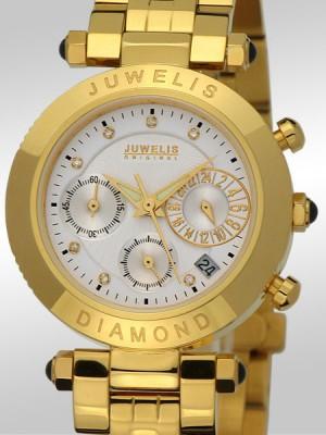 Дамски часовник Juwelis JW-0602-GW-BRC