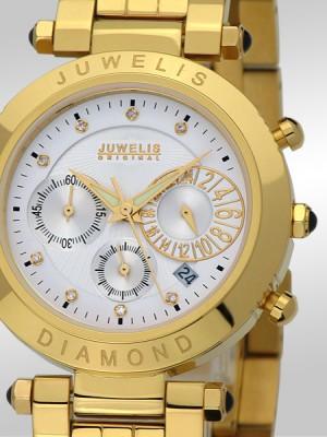 Мъжки часовник Juwelis JW-0601-GW-BRC