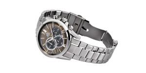 Мъжки часовници с верижка от неръждаема стомана