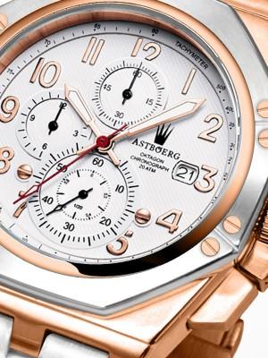 Мъжки часовник Astboerg Oktagon AT3062RW