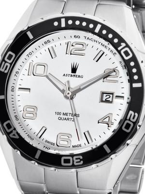 Мъжки часовник Astboerg Atlanta AT716SWM