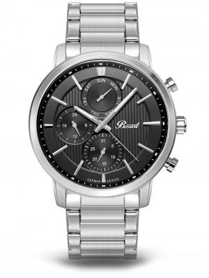 Мъжки часовник Bossart Atman BW-1401-AS-BK-BRC